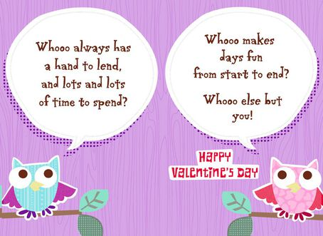 Owl for Teacher Valentines Day Card Greeting Cards Hallmark – Teacher Valentines Cards
