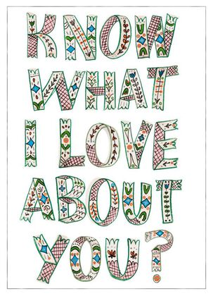 Everything About You, Mom Card