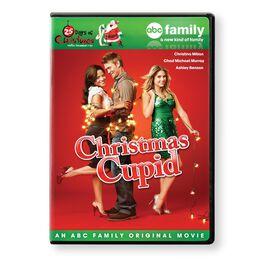 Christmas Cupid Hallmark Channel DVD, , large