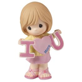 Precious Moments® Love You More Girl Figurine, , large