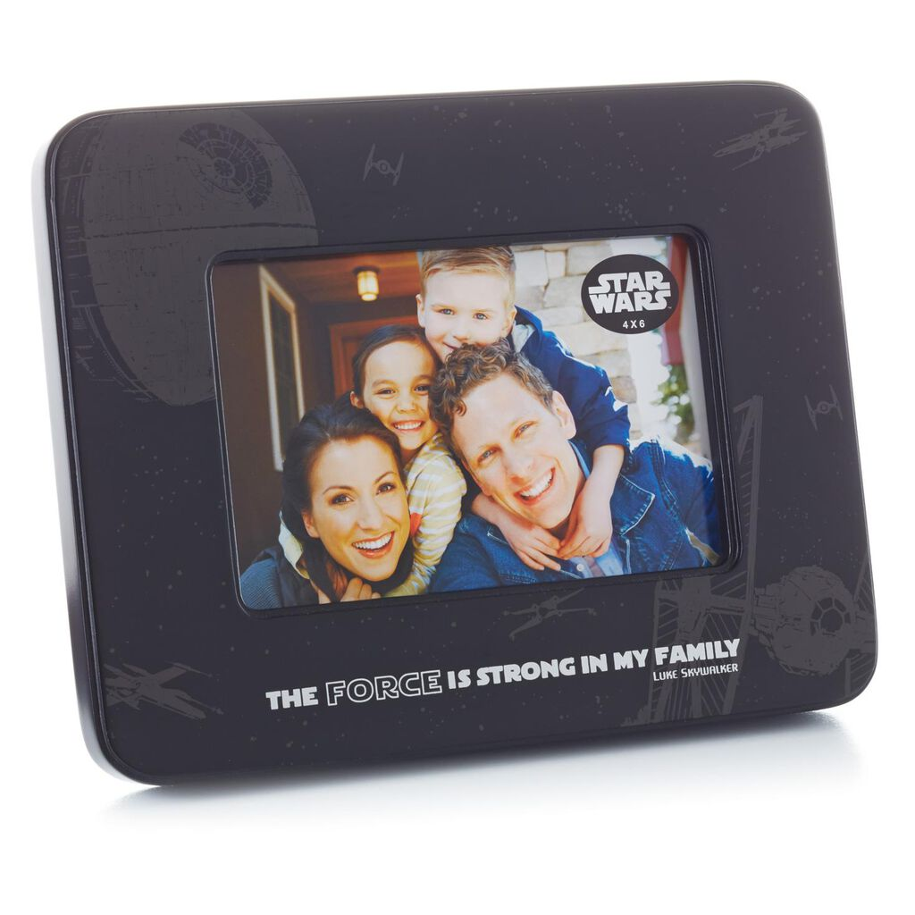 Star Wars™ Family Picture Frame, 4x6 - Picture Frames - Hallmark
