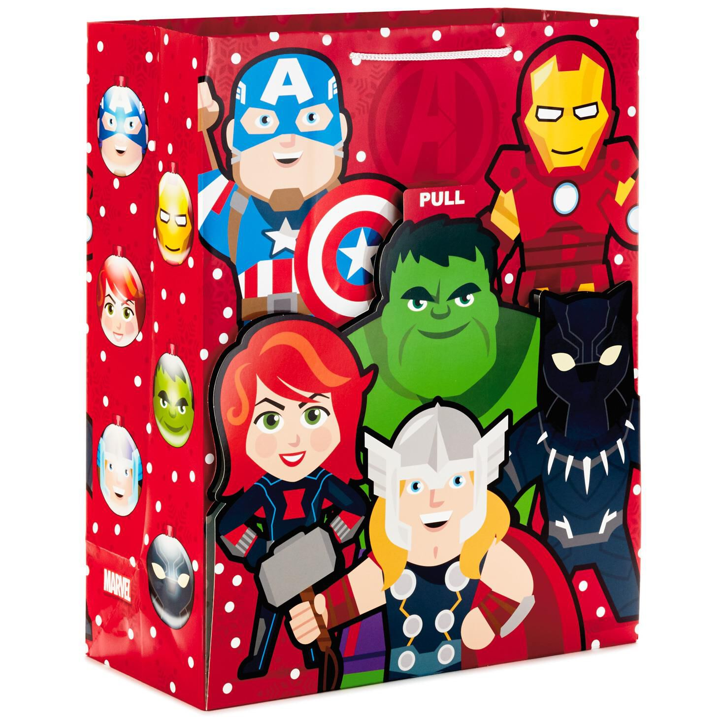 marvel avengers x large gift bag with christmas ornaments 15 gift bags hallmark