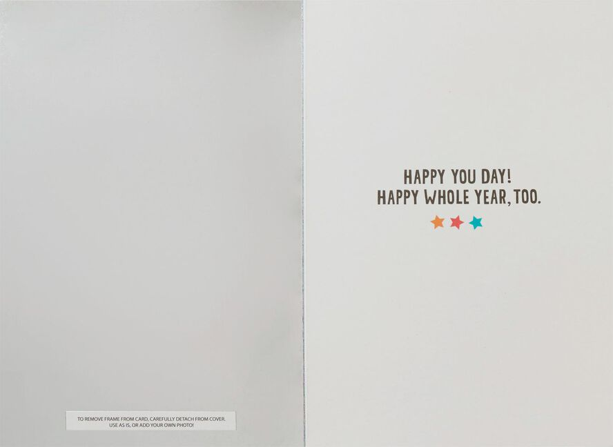 Best Day Ever Picture Frame Birthday Card Greeting Cards Hallmark