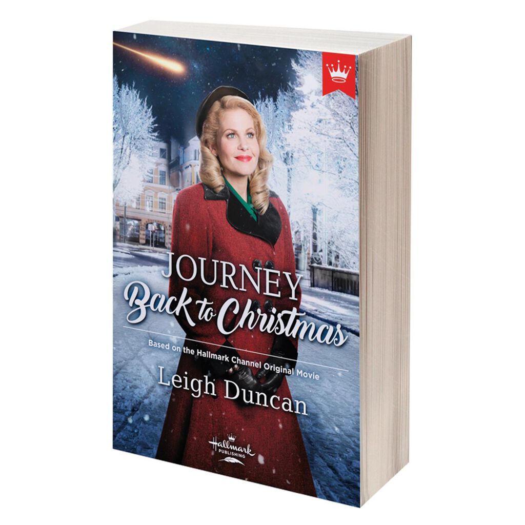 Journey Back to Christmas Book - Adult Fiction Books - Hallmark