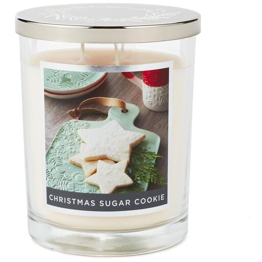 christmas sugar cookie 3 wick tumbler candle 16 oz