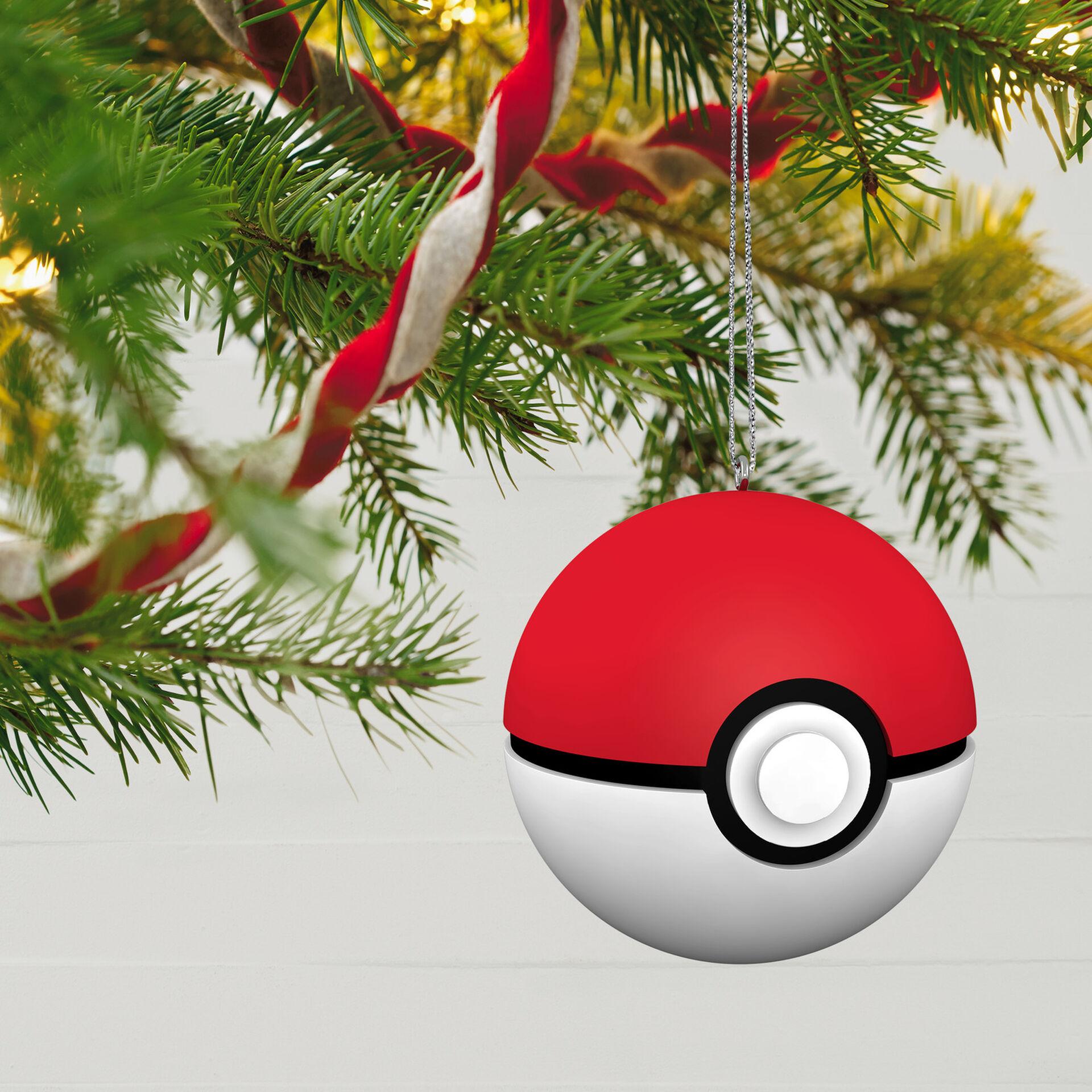 Pokémon Poké Ball Metal Ornament