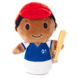 itty bittys® Baseball African-American Boy LIMITED EDITION Stuffed Animal, , large