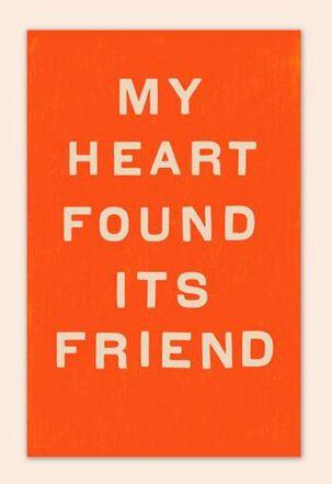 I Found My Better Half Love Card