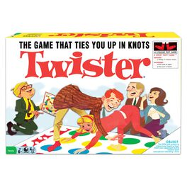 Classic Twister Game, , large