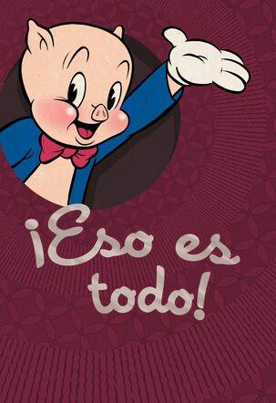 Feliz Cumpleaños, Hijo - Looney Tunes