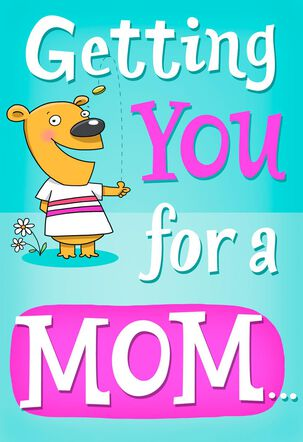 Jackpot Mother's Day Sound Card With Light