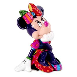 Disney by Britto Miniature Minnie Mouse Figurine, , large
