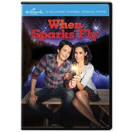 When Sparks Fly DVD, , large