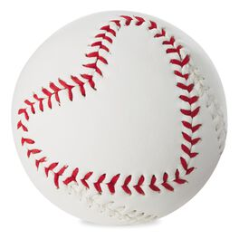 """MVP of My Heart"" Baseball Gift Ball, , large"