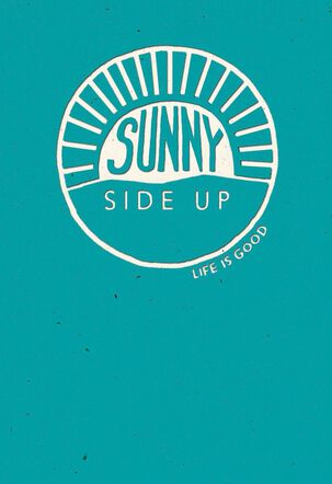 Life is Good® Sunny-Side Up Father's Day Card