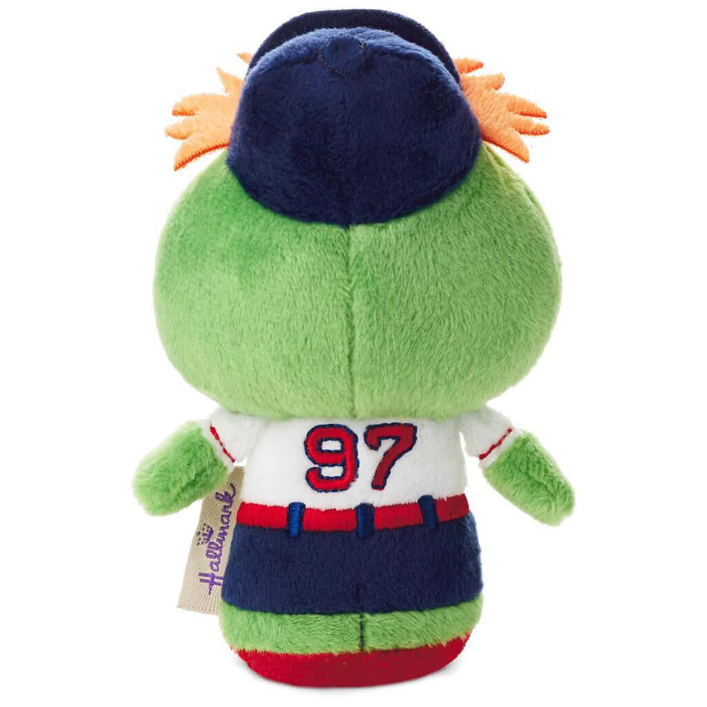 Mlb Boston Red Sox Wally The Green Monster Itty Bittys Stuffed