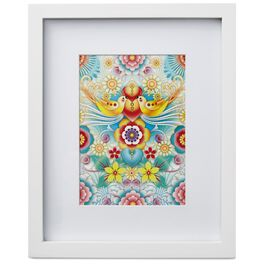 Catalina Estrada Lovebirds Framed Art, 9.5x11.5, , large