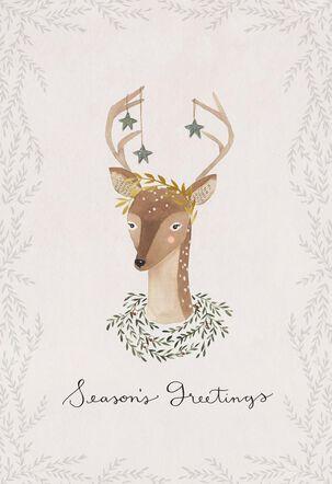 A Lot of Joy Christmas Card
