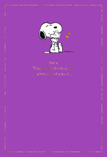 Peanuts® Snoopy and Woodstock Mother's Day Card for Daughter-in-Law,