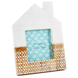 House Picture Frame, 3x3, , large