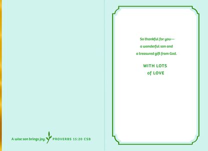 Proud of You Confirmation Card for Son - Greeting Cards - Hallmark