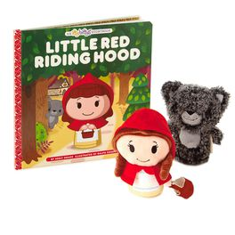 itty bittys® Little Red Riding Hood Stuffed Animals and Storybook Set, , large