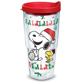 Tervis® Peanuts® Holiday Tumbler, 24 oz., , large