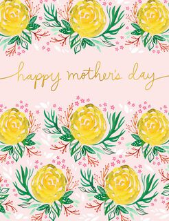 Everything You Do Mother's Day Card,