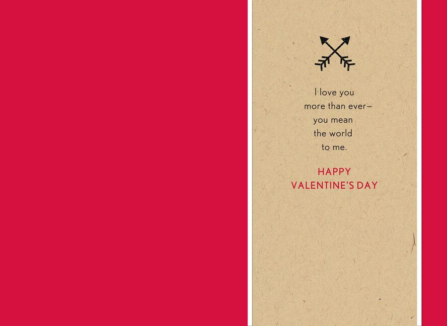 Husband Arrow Valentine S Day Card Greeting Cards Hallmark