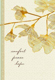Sympathy cards hallmark dogwood tree sympathy card altavistaventures Images