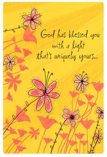 Keep Shining Musical Mother's Day Card,
