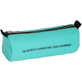 About Face Silently Correcting Your Grammar Pencil Case, , large