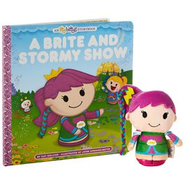 itty bittys® Rainbow Brite™ Stormy Stuffed Animal and Storybook Bundle, , large