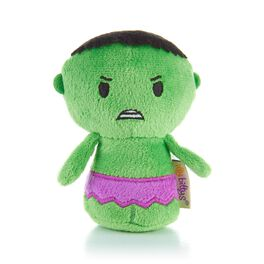 itty bittys® HULK Stuffed Animal, , large