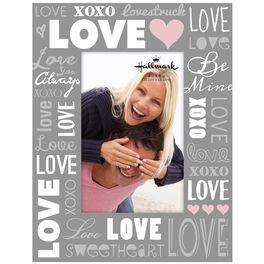 Love Words Wood Malden Frame, 4x6, , large