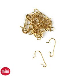 Miniature Ornament Hooks, , large