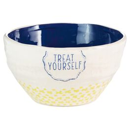 Treat Yourself Small Serving or Mixing Bowl, , large