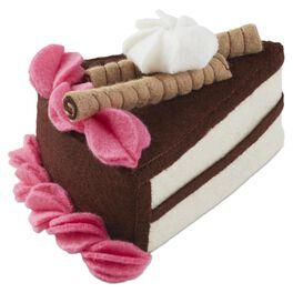 Vanilla Layer Cake Premium Stuffed Animal, , large