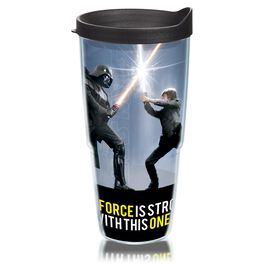 Tervis® Star Wars™ The Force Is Strong Tumbler With Lid, 24 oz., , large