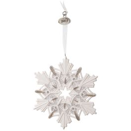 2017 Snowflake Ornament, , large