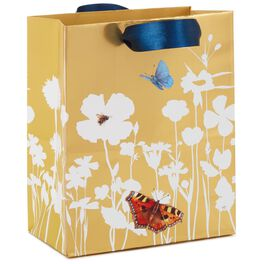 "Marjolein Bastin Butterflies Small Gift Bag, 6.5"", , large"