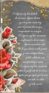 I Love You Forever Spanish-Language Love Card,