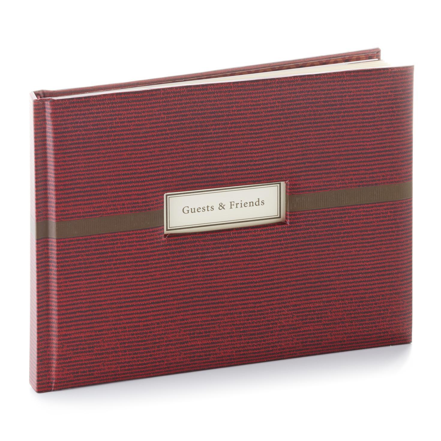 Deluxe Guest Book