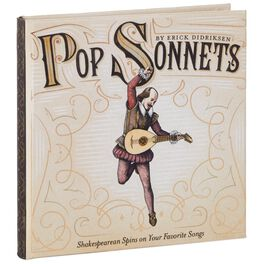 Pop Sonnets: Shakespearean Spins on Your Favorite Songs Book, , large