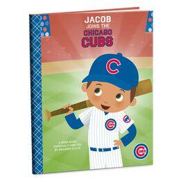 Major League Baseball™ Personalized Book, , large