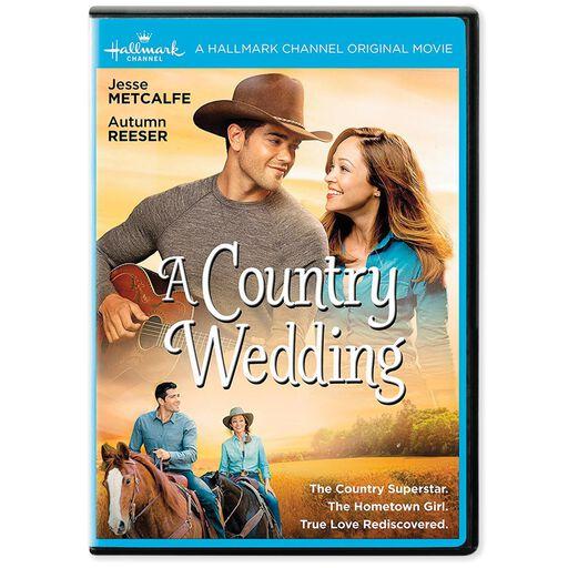A Country Wedding DVD,