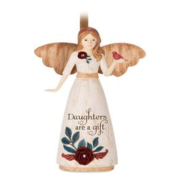 Daughter Angel Figurine Ornament, , large