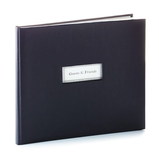 Black Guest Book,
