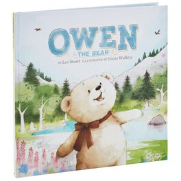 Owen the Bear Story Book, , large
