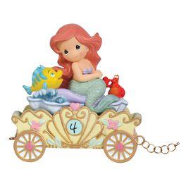 Precious Moments® Disney Ariel Figurine, Age 4, , large